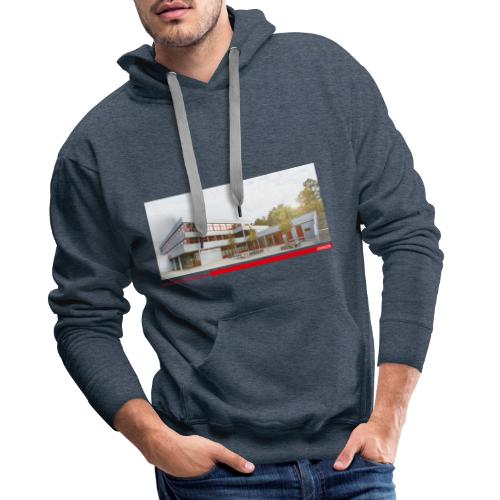 HRSU Wear Building - Männer Premium Hoodie