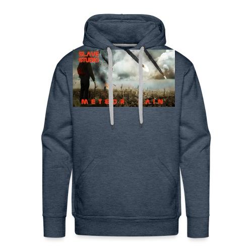 Meteor rain - Felpa con cappuccio premium da uomo