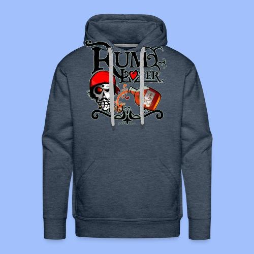 Rum lover - Sweat-shirt à capuche Premium pour hommes