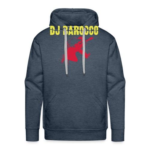 DJ Barocco - Felpa con cappuccio premium da uomo