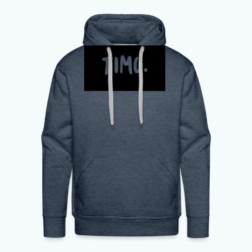Ontwerp - Mannen Premium hoodie