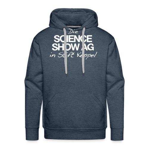 Das Science Show AG Logo - Männer Premium Hoodie
