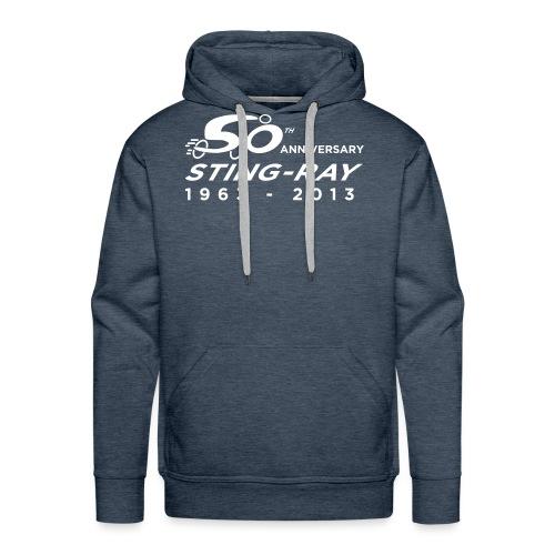 styingray50a - Sweat-shirt à capuche Premium pour hommes