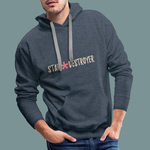 Star Destroyer - Mannen Premium hoodie