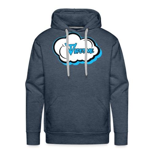 Vapetime - Sweat-shirt à capuche Premium pour hommes