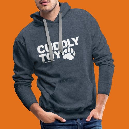 cuddly toy new - Men's Premium Hoodie