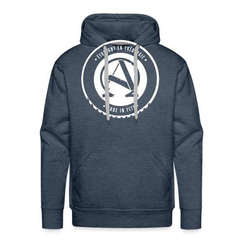 8599551 122704577 logoaoetudiantdef - Sweat-shirt à capuche Premium pour hommes