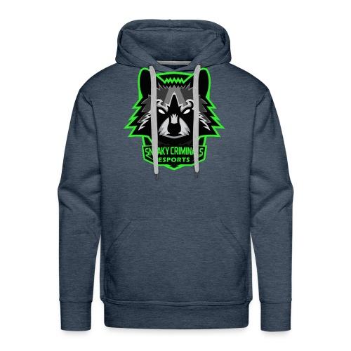 Sneaky Criminals eSports - Sweat-shirt à capuche Premium pour hommes