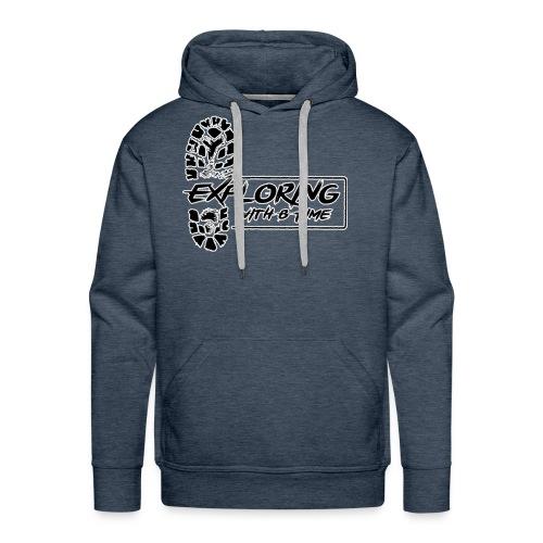logotrns 2500 - Mannen Premium hoodie