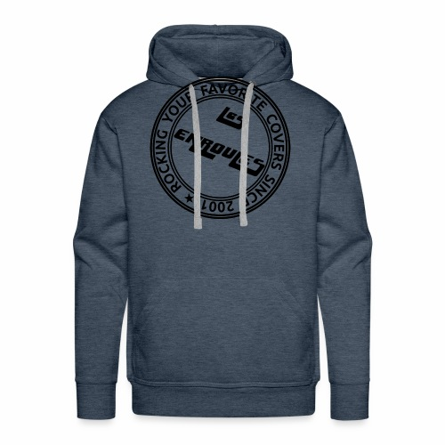 Badge - Sweat-shirt à capuche Premium pour hommes
