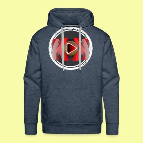 ELEKTRUNK LOGO - Sweat-shirt à capuche Premium pour hommes