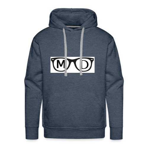 The Glasses - Men's Premium Hoodie