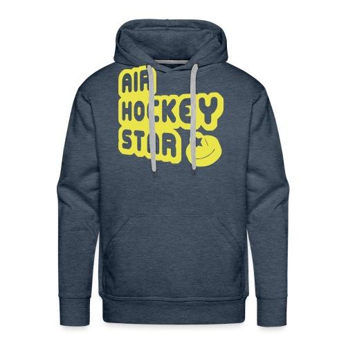 Air Hockey Star - Men's Premium Hoodie
