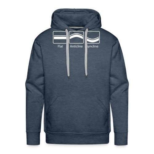 Structural Geology - Sweat-shirt à capuche Premium pour hommes