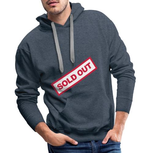 sold out - Männer Premium Hoodie