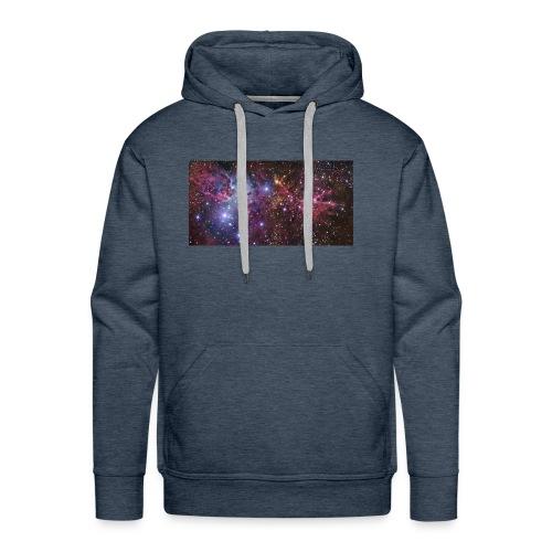 Stjernerummet Mullepose - Herre Premium hættetrøje