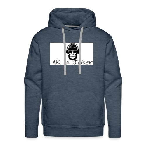 Ak´a Joker mode - Männer Premium Hoodie