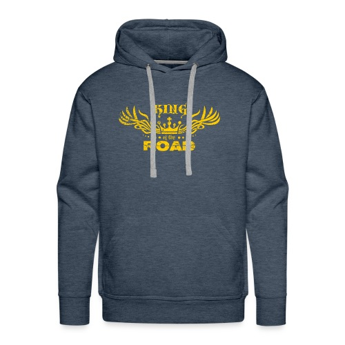 King of the road light - Mannen Premium hoodie