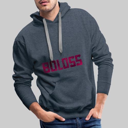 Boloss - Sweat-shirt à capuche Premium pour hommes