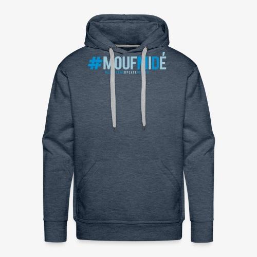 mouf2 - Sweat-shirt à capuche Premium pour hommes