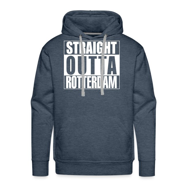 Straight outta Rotterdam Sweater