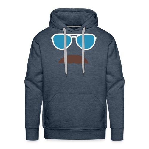 80s Police - Mannen Premium hoodie
