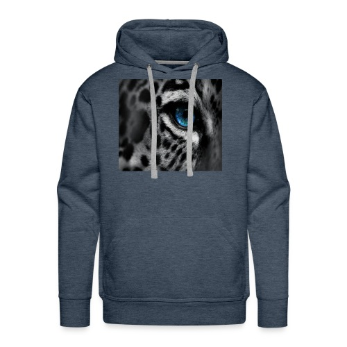 Animal Eye - Sweat-shirt à capuche Premium pour hommes