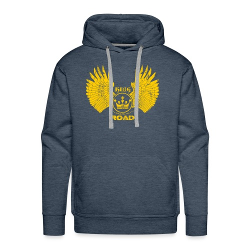 WINGS King of the road light - Mannen Premium hoodie