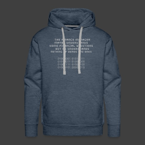 The Financial - Men's Premium Hoodie