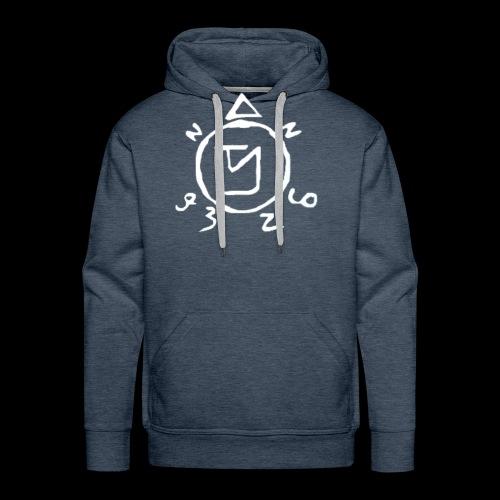 Symbole Supernatural - Sweat-shirt à capuche Premium pour hommes