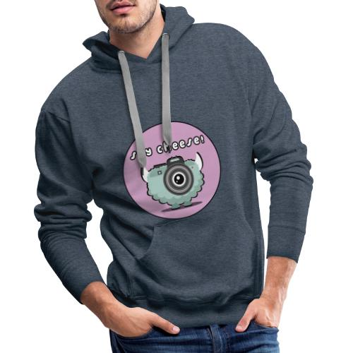 Foton The Monster Camera - Men's Premium Hoodie