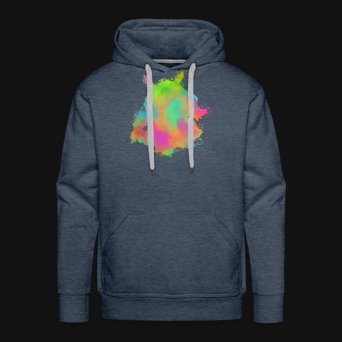 Zephyr Color - Sweat-shirt à capuche Premium pour hommes
