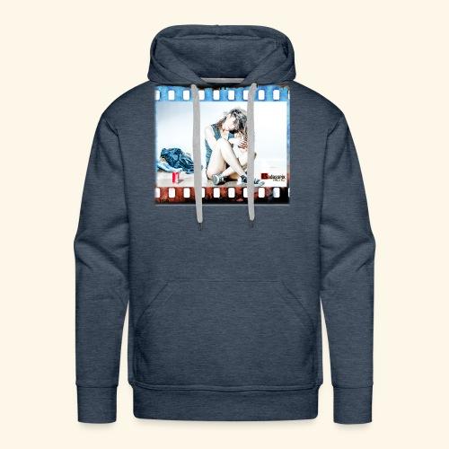 Backstage 1 - Sweat-shirt à capuche Premium pour hommes