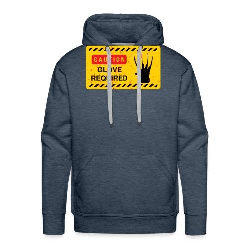 Oldtee Glove Required - Sweat-shirt à capuche Premium pour hommes