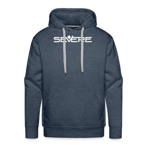 Severe logo - Sweat-shirt à capuche Premium pour hommes