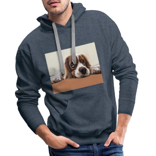 Der Hund - Männer Premium Hoodie