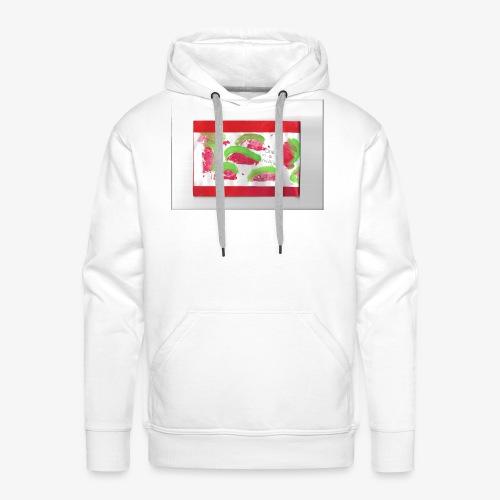 melon - Mannen Premium hoodie