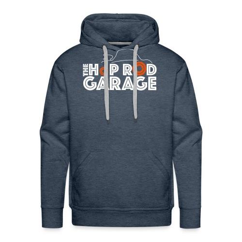 Hop Rod Garage - Premium hettegenser for menn