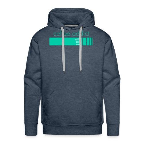 CAstripe - Sweat-shirt à capuche Premium pour hommes