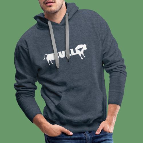 bull design - Men's Premium Hoodie