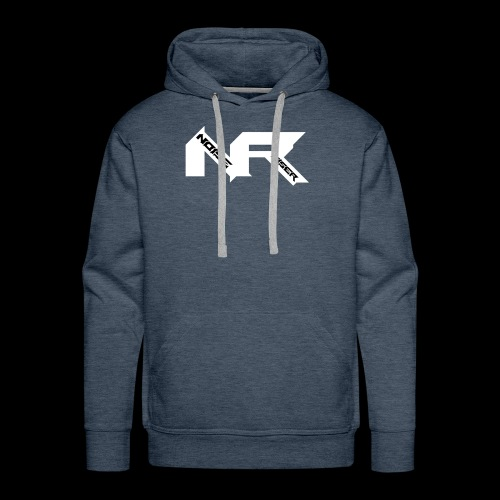 Noise Riser Logo - Mannen Premium hoodie