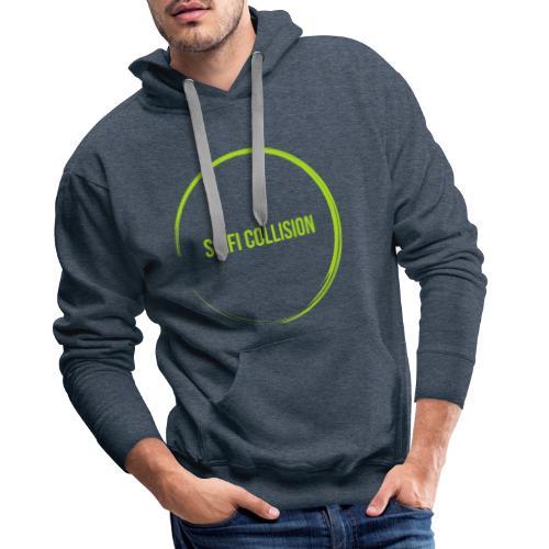 Lime Green SC Logo - Men's Premium Hoodie