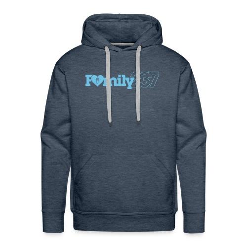 Family237 Blue - Men's Premium Hoodie