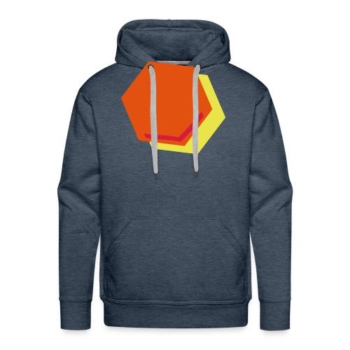 detail2 - Mannen Premium hoodie