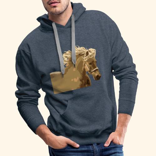 shetland - Männer Premium Hoodie