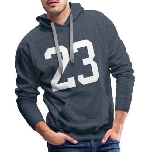 23 VISUR Stefan - Männer Premium Hoodie