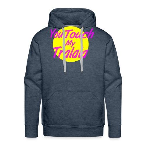 Tralala - Sweat-shirt à capuche Premium pour hommes