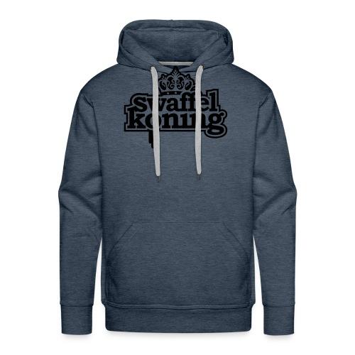 SwaffelKoning - Mannen Premium hoodie