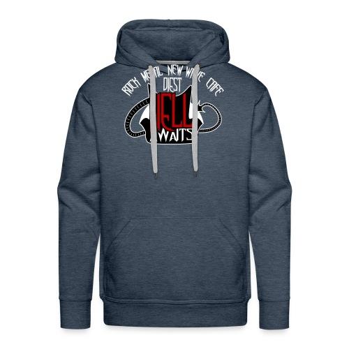 Hell Awaits - Mannen Premium hoodie