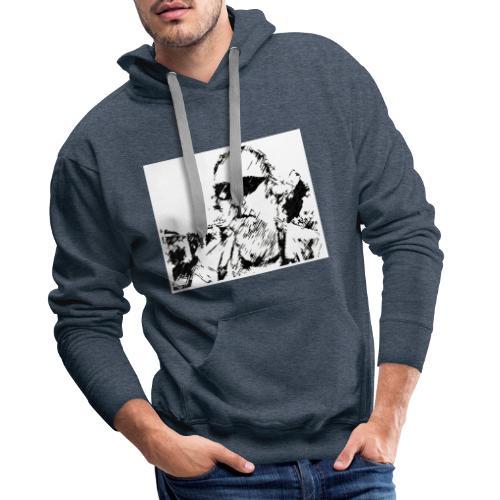 De Opperpater - Mannen Premium hoodie